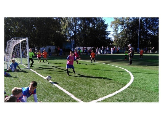 В Серпухове состоялось первенство по футболу «Спорт против наркотиков»