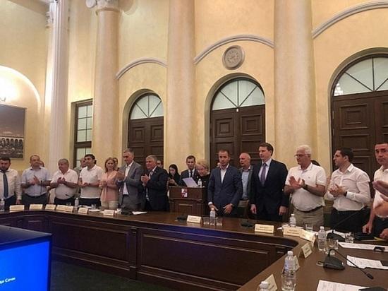 Новый мэр Сочи Копайгородский сказал, с чего начнёт работу