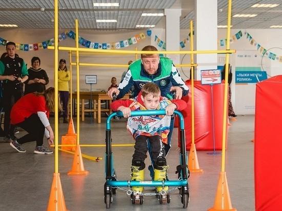 В Югре впервые пройдут соревнования «Лыжи мечты. Ролики» для спортсменов с ограниченными возможностями здоровья