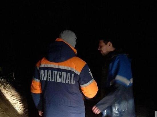 Под Ноябрьском спасатели нашли заблудившегося грибника