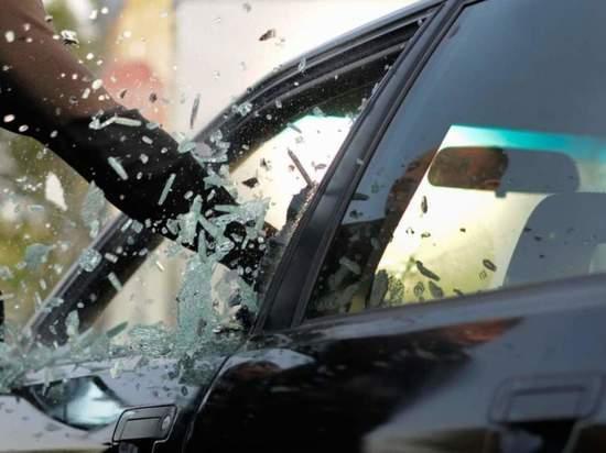 В Иванове участились случаи краж из автомобилей
