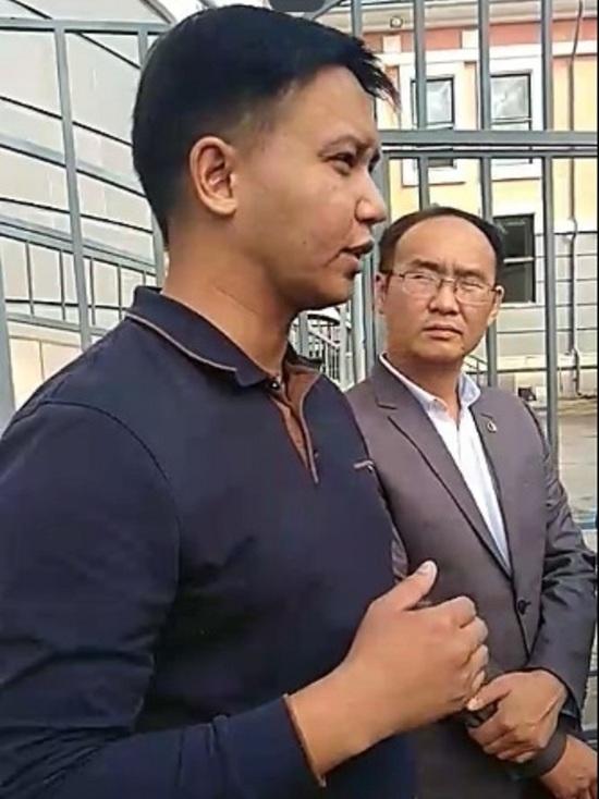 В Улан-Удэ коммуниста Баира Цыренова  приговорили к  15 тыс.рублей штрафа