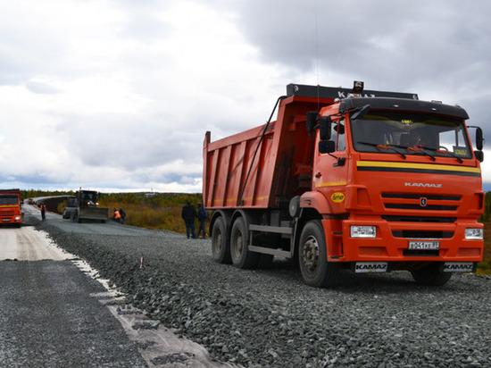 Участок дороги «Салехард — Аэропорт» отремонтируют до конца сентября