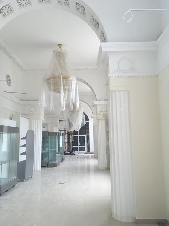 Пассаж Яушевых и Александровский зал отремонтируют к октябрю