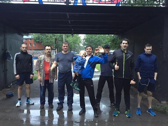 Воронежцам предложили «протрезвиться» с помощью пробежки