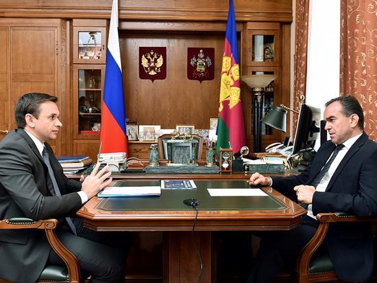 Губернатор Кондратьев отметил высокую явку на выборах в Краснодарском крае – 62,7%