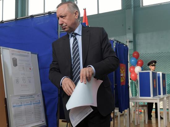 Горизбирком Петербурга официально признал Александра Беглова губернатором