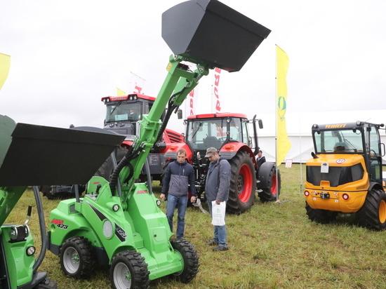 Нижегородские аграрии закупили более 380 единиц техники