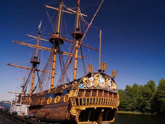 Техническое обслуживание корабля «Гото Предестинация» не повлияет на работу музея