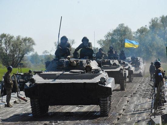 На складах Минобороны Украины под Винницей произошли взрывы