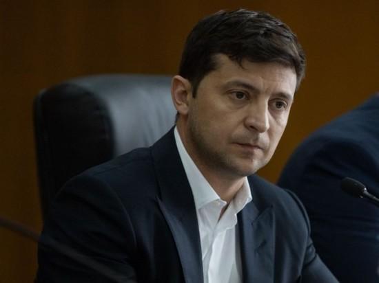 Зеленский подписал указ об отмене депутатской неприкосновенности