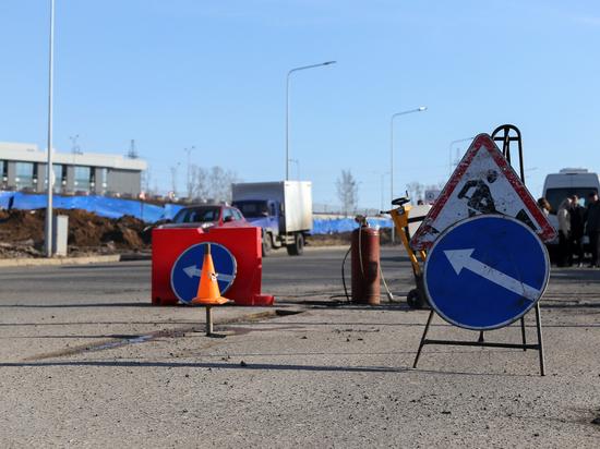 В Нижнем Новгороде отремонтировали более 200 тысяч квадратных метров дорог