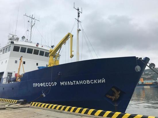 Заключительный рейс экспедиции «Трансарктика 2019»