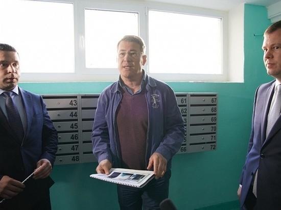 С 2020 года в Башкирии будут ремонтировать дворы по грантам Главы республики