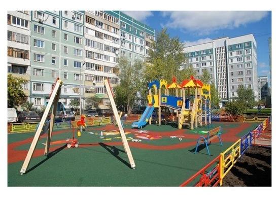 В Серпухове составлен список дворов, которые благоустроят в 2020 году