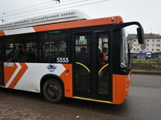 В Кирове новые троллейбусы будут работать на 8-м маршруте