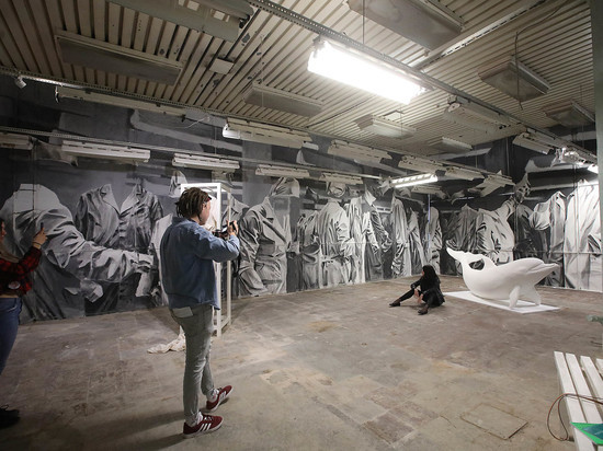 В Екатеринбурге – 5 Уральская индустриальная биеннале современного искусства