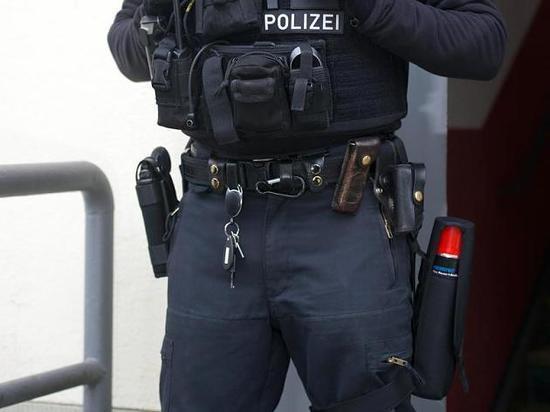 Антитеррористический рейд в трех федеральных землях Германии