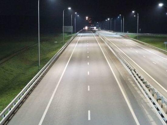 Освещение трассы в обход Лосево под Воронежем обойдется в 790 млн