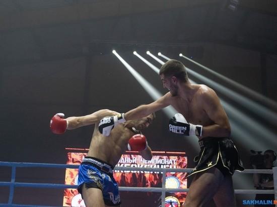 Нижегородец Дмитрий Васенев выиграл Чемпионат России по кикбоксингу