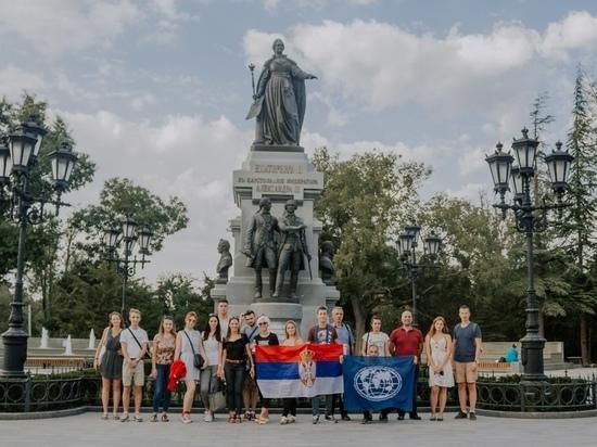 Сербам интересно изучать подземныеи горные тайны Крыма