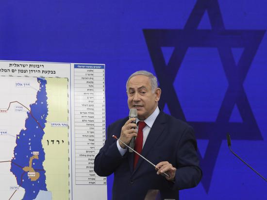 Лидер партии «Ликуд» просит мандат для осуществления плана США по решению вопроса с израильско-палестинской границей