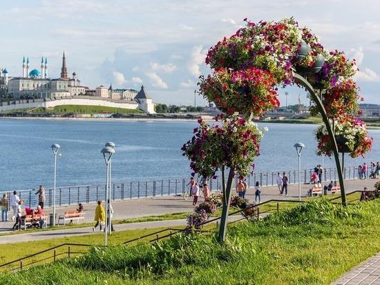 12 сентября воздух в Казани прогреется до +25 градусов
