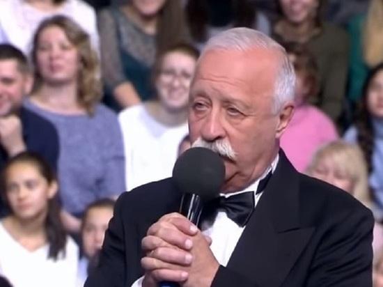 Якубовича заметили в инвалидном кресле