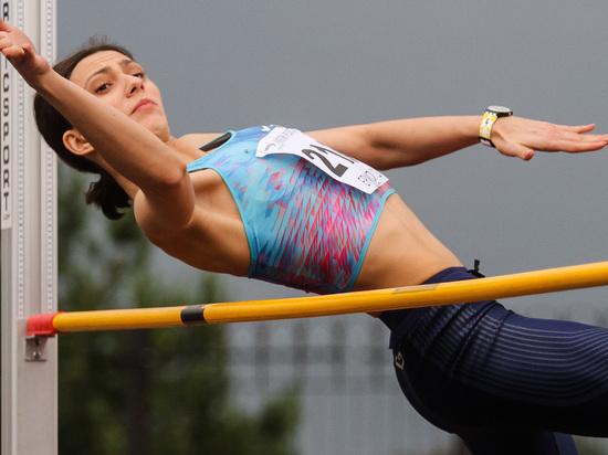Легкоатлетка Ласицкене проиграла после 18 побед подряд