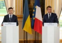 Посол Франции: Макрон стал другом Зеленского