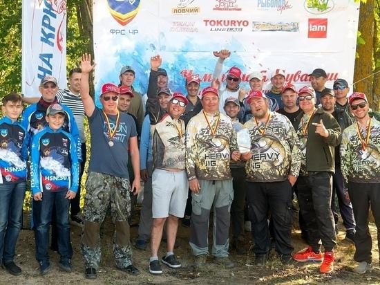 В Чебоксарах разыграли медали республиканского чемпионата по ловле спиннингом с лодок