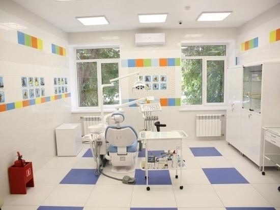 В Ленинском районе открылось современное стоматологическое отделение