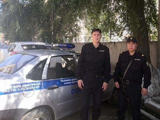 Росгвардейцы задержали грабителей в Чите