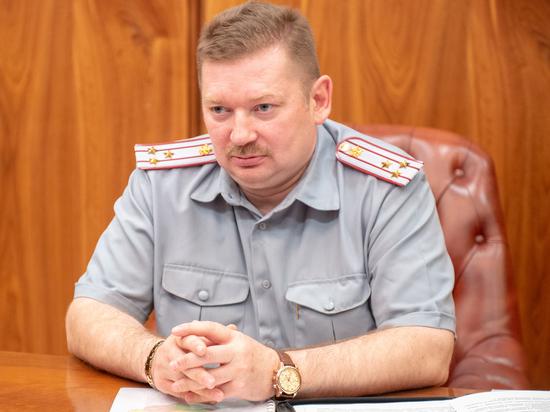 В Хакасской Службе исполнения наказаний сменился руководитель