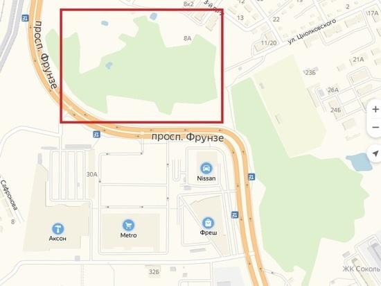 На проспекте Фрунзе в Ярославле выстроят новый микрорайон