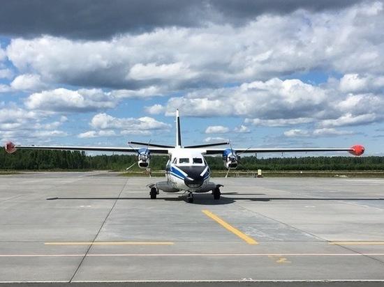 С октября на пару месяцев отменены авиаперелёты из Архангельска в Петрозаводск