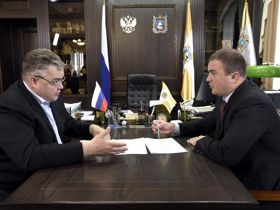 В Ставропольском крае подал в отставку министр промышленности