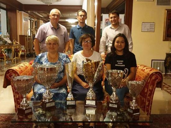 Башкирские шашисты принесли России четыре золота и две бронзы на чемпионате Европы