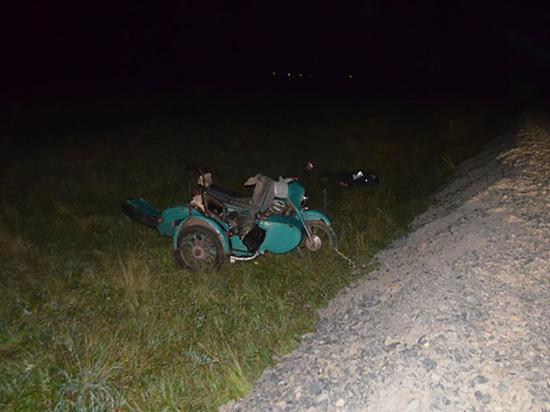В Башкирии погиб в аварии 31-летний мотоциклист, лишенный прав