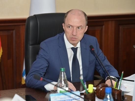 Олега Хорохордина официально утвердили на должности губернатора Республики Алтай