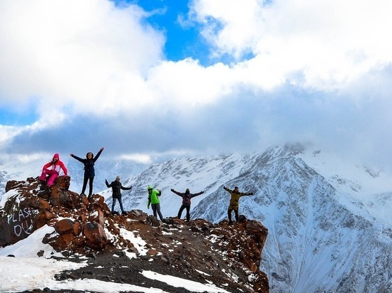 Число туристов на курортах Северного Кавказа выросло на 18%