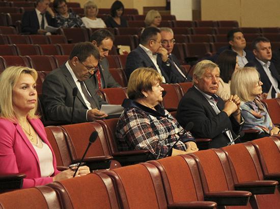 Тулоблдума 6-го созыва меняет закон о статусе депутата