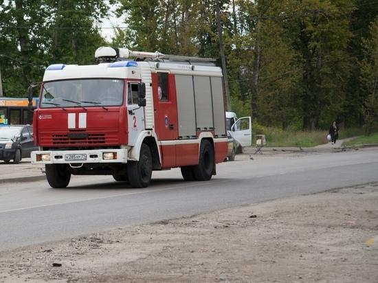 Пожарные призывают не снижать бдительность: Тульская область пожароопасна