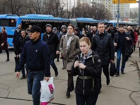 Назван средний возраст граждан России