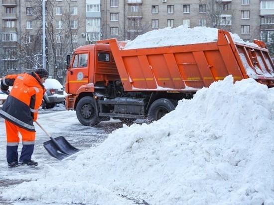 Зимой в Воронеже увеличится число снегоуборочных машин