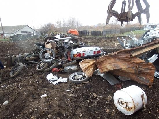 Полицейского начальника на Урале будут судить за сдачу конфискованных мотоциклов в металлолом