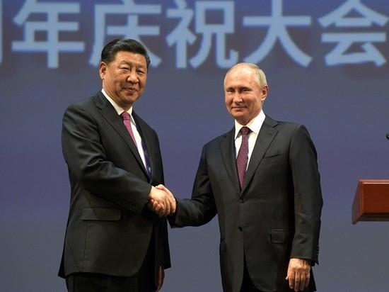 Россия и США начали большую игру за Китай