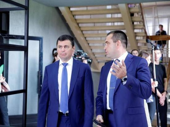 Дмитрий Миронов участвовал в открытии передового образовательного центра на базе ЯГТУ
