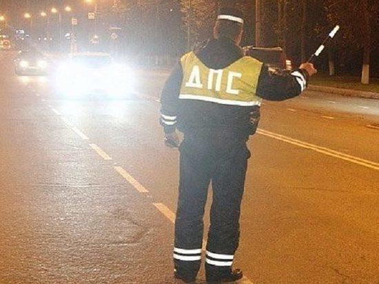 Воронежские гаишники проведут антиалкогольный рейд