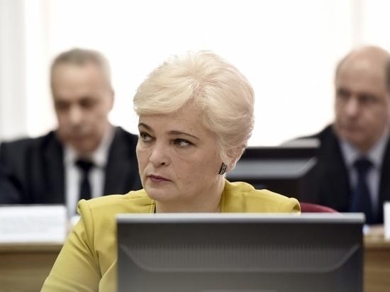 Ирина Кувалдина не войдёт в состав нового правительства Ставрополья